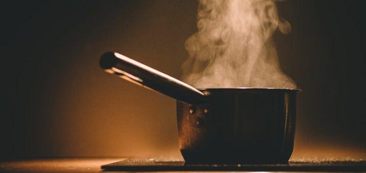 køkken i det fri